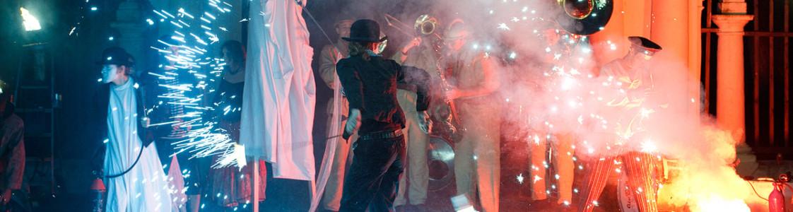 Искреннее Шоу на свадьбе в усадьбе Середниково – фотографии и видео