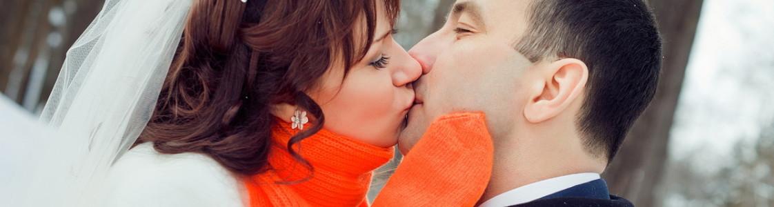 Дмитрий и Ольга – февральская свадьба. Классика Середниково.