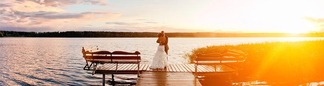 Павел и Виктория — свадебная прогулка  в Киногороде, Середниково.