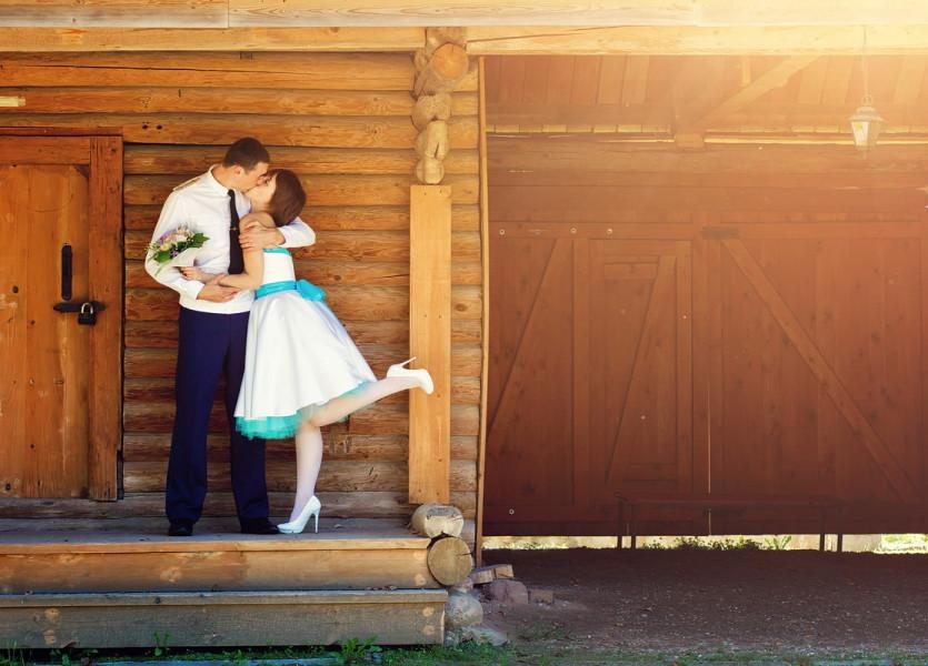 Портфолио. Свадебная прогулка.