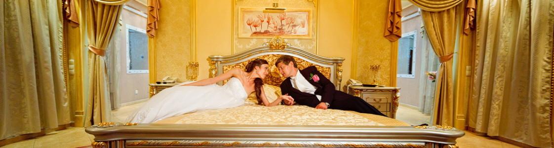 Тарас и Анна. Летняя свадьба в Немчиновке.