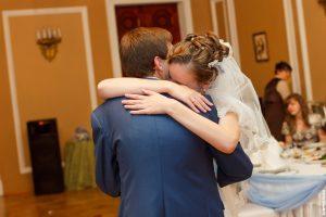 Осенняя свадьба в Морозовке