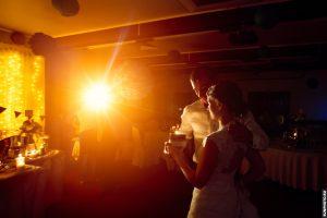 Фото - стильная осенняя свадьба Николая и Наталии