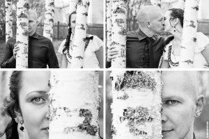 Фото с майской свадьбы в Солнечногорске